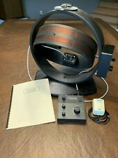 Rare Kiwa Medium Wave MW Loop Antenna Superb Cosmetic and Working Condition!
