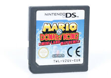 Mario VS Donkey Kong: MINI Land Mayhem! - Nintendo DS NDS GIOCO CARTUCCIA PAL