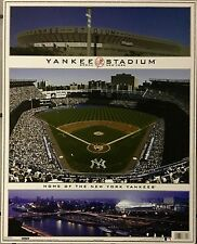 YANKEE STADIUM POSTER MLBP 2005 Old Stadium Home Of The New York Yankees