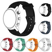 Strap for Suunto Elementum Terra StrapsCo Silicone Rubber Replacement Watch Band