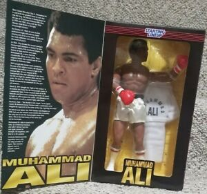 Starting Lineup Timeless Legends 12 Inch Muhammad Ali 1997 - In Package