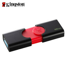 Kingston DT106 16GB 32GB 64GB USB 3.1 DataTraveler Capless Flash Pen Drive