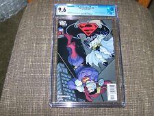 Superman/Batman Superman Batman #22 CGC 9.6 1st Batman Beyond Cameo