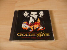 CD Soundtrack James Bond Goldeneye - 1995 - Tina Turner