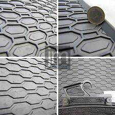 G803 Gummimatten Fußmatten Gummi 1-teilig Mercedes Sprinter VW Crafter