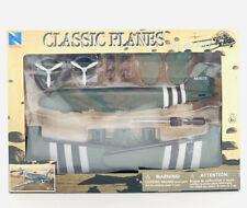 NewRay Classic Planes Double Engine Transport Aircraft 1:72 Model Kit