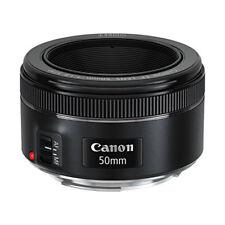 Canon Obiettivo Attacco EF 50mm f/1.8 STM SLR, Nero