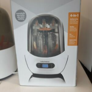 Baby Brezza Baby Bottle Cleaner Dryer Machine Electric Steam Cleaning