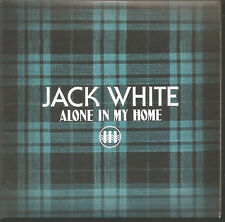 """JACK WHITE """"Alone In My Home"""" PROMO CD Cardsleeve"""