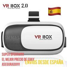 Gafas De Realidad Virtual 3D VR BOX 2.0 IPHONE ANDROID