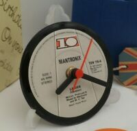 *new* MANTRONIX (BAND) VINYL RECORD SINGLE CLOCK - An actual Record Centre