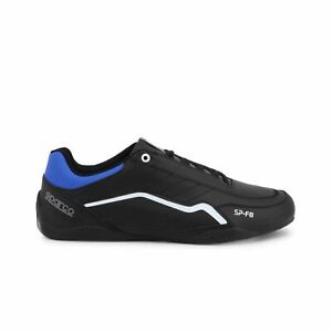 Sparco SP-F8 Black Shoes Sneakers