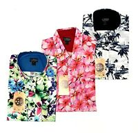 MAUI and SONS Herren Hawaiihemd Shirts Freizeithemd Surf Style Strand Mode SLR