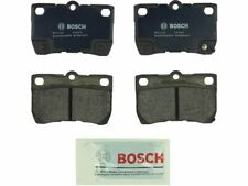 For 2006 Lexus GS300 Brake Pad Set Rear Bosch 11828ZS QuietCast Ceramic Pads