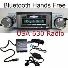 Bluetooth 62 63 64 65 Nova Chevy 2 Radio USA 630 II AM/FM iPod Dock USB