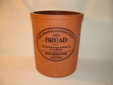 retro 1950s terracotta bread bin 10  high & Collectable Bread Bins | eBay Aboutintivar.Com