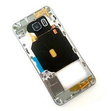 100% Original Samsung Galaxy S6 Edge + lado Bisel Negro + Cámara Trasera De Vidrio sm-g928
