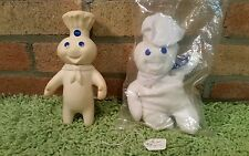"""Vintage 1971 PILLSBURY DOUGHBOY COOKING Advertising Doll Figure TOY 7"""" Also 1997"""