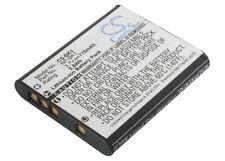 BATTERIA agli ioni di litio per SONY Cybershot DSC-S950 MHS-PM5 / K Cybershot DSC-S980 / P nuovo