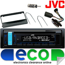 Ford Focus 98-04 JVC CD MP3 USB Aux Ipod Car Radio Steering Interface Kit FD01