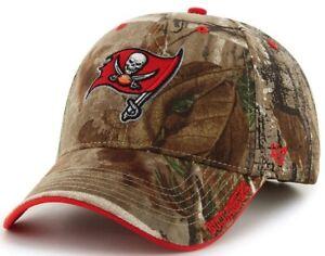 Tampa Bay Buccaneers NFL '47 MVP Realtree Frost Camo Hat Cap Men's Adjustable
