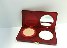 CLARINS Soft Touch Rich Compact Foundation Pale Ivory 02 LOT L New No Box
