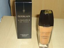 GUERLAIN INVISIBLE SKIN FUSION FOUNDATION 25 DORE FONCE SPF20 PA+ SHIMMER 30ml.