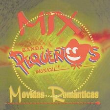 LOS PEQUENOS MUSICAL - MIX MOVIDAS ROMANTICAS (NEW CD)