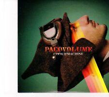 (DZ742) Pacovolume, Cookie Machine - 2008 DJ CD