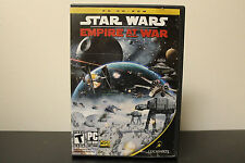 Star Wars: Empire at War  (PC, 2006) *Tested/Complete