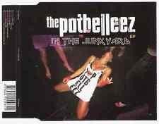 THE POTBELLEEZ In The Junkyard CD EP 6 mixes Duuurty Dreemz AUSSIE vandalism