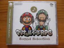 Club Nintendo Mario & Luigi RPG Sound Selection ost cd