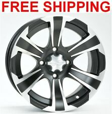 "NEW ITP SS312 Wheels Rims 12"" 4 Wheel Kit  Brute Force 650i 4x4 06-12"
