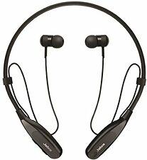 Genuine JABRA BEHING collo HALO in FUSION Orecchio Cuffie senza fili Bluetooth Nero
