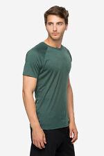 "Men's Cory Vines ""The Path T Shirt"" Cedar/Green Xxl Retail $32 Polyester"