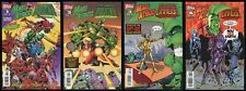 Mars Attacks The Savage Dragon Comic Full Set 1-2-3-4 Lot Trading Card Topps art