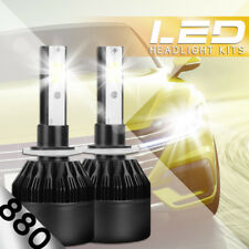 XENTEC LED HID Foglight Conversion kit 881 6000K for 1993-1997 Ford Probe