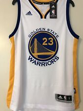 NWT Golden State Warriors Draymond Green Adidas The Bay NBA Home Jersey Size S