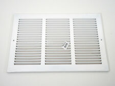 "TRUaire 170 16x10 HVAC Stamped Steel Return Air Vent Grille Grill 16""x 10"" White"