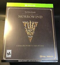 The Elder Scrolls Online Morrowind [ Collector's Edition ] (XBOX ONE) NEW