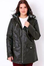Parka Faux Fur Unbranded Coats & Jackets for Women