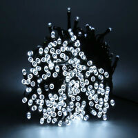 CHRISTMAS 100/200/400/1000 LED SNOWING XMAS CHASER LIGHTS OUTDOOR INDOOR FAIRY