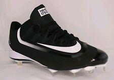 Nike Men's Black Huarache 2kfilth Pro Low Baseball Cleats 807126-010 Size 15