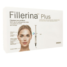 Fillerina PLUS Dermo-cosmetic Filler Treatment Grade 5. 2x30ml.  Not injectable!