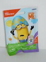 Mega Construx Easter Minion Despicable Me Blind Bag Mini Figure