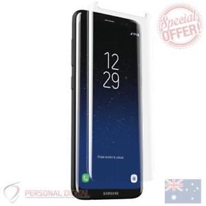 Genuine ZAGG Glass Contour Case Friendly for Samsung GS8 Plus New