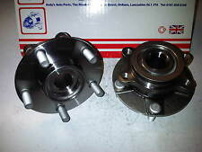 Pour Nissan Juke 1.5 DCI & 1.6 Essence 2010-2014 2x Neuf Roulements Roue Avant