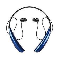 Genuine LG Tone Pro HBS-750 Wireless Bluetooth Stereo Headset Blue