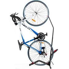 Skid-free rubber Feet GravityBicycle Stand Holder Adjustable Indoor Bike Storage