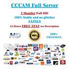 Cccam Service 3 months Dreambox VU + Price just 5,95 €
